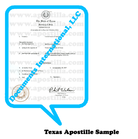 Texas apostille apostilla documents are acceptable for apostille services by documents international llc once you are sure your documents are ready1 download the order form yelopaper
